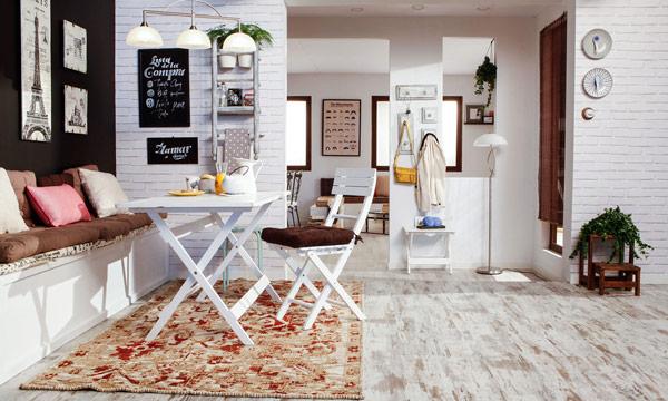 claves para elegir y colocar alfombras en tu casa