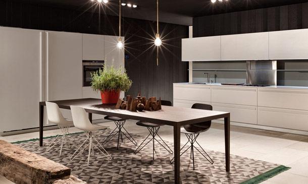 Ideas pr cticas para comer o montar un office en la cocina - Decorar office cocina ...