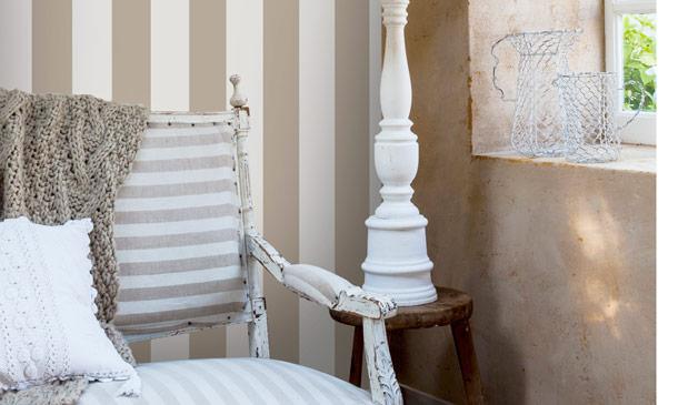 Trucos de decoración: El arte de pintar las paredes para conseguir espacios más amplios, luminosos y bonitos