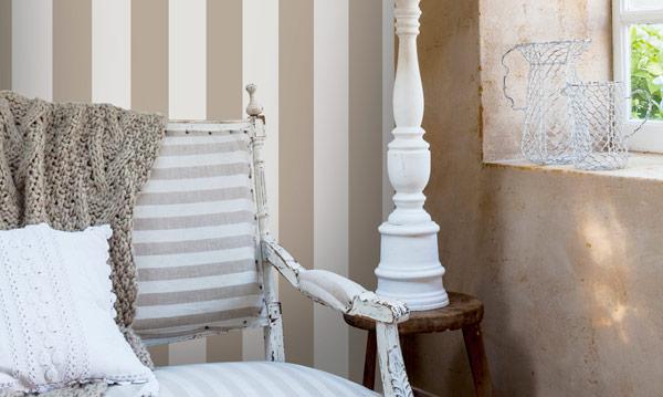 Trucos de decoraci n el arte de pintar las paredes para - Se puede empapelar sobre gotele ...