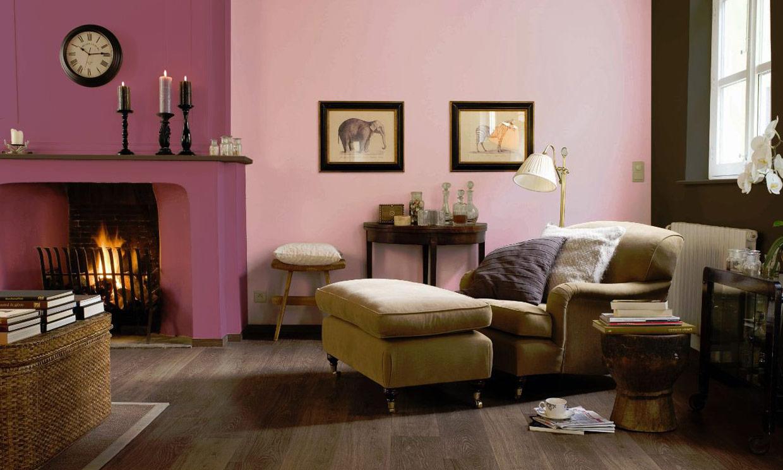 Trucos de decoraci n el arte de pintar las paredes para - Pinturas decoracion salones ...