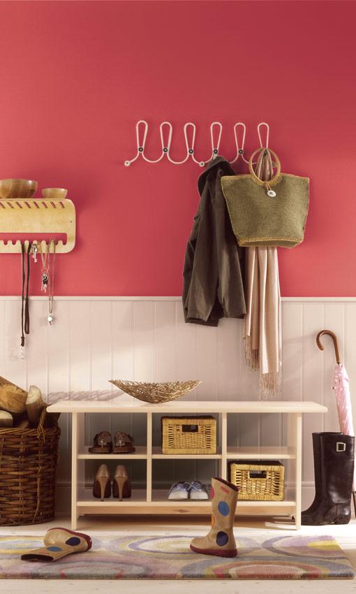 Trucos de decoraci n el arte de pintar las paredes para - Como decorar las paredes de un salon ...