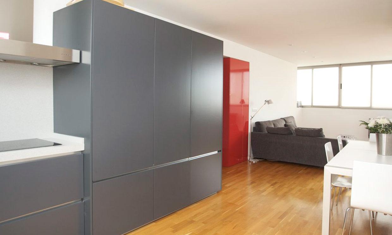 Apunta estos trucos para amueblar un apartamento peque o - Como pintar un piso pequeno ...