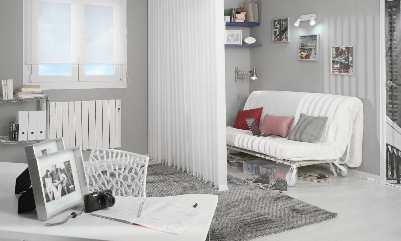 Apunta estos trucos para amueblar un apartamento peque o for Como organizar un apartamento muy pequeno