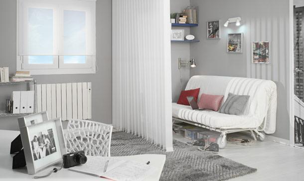 Apunta estos trucos para amueblar un apartamento peque o - Como decorar un estudio pequeno ...