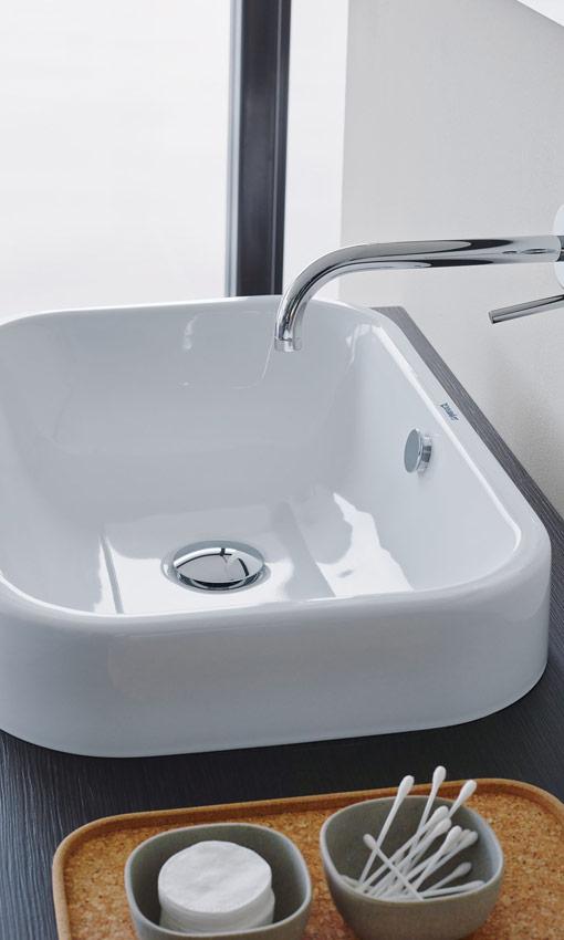 Mira qu bonitos lavabos sobre encimera foto 9 for Lavamanos gala