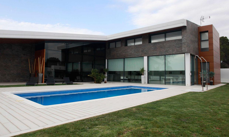 Qui n ha dicho que el confort y la funcionalidad est n - Casas en betera ...