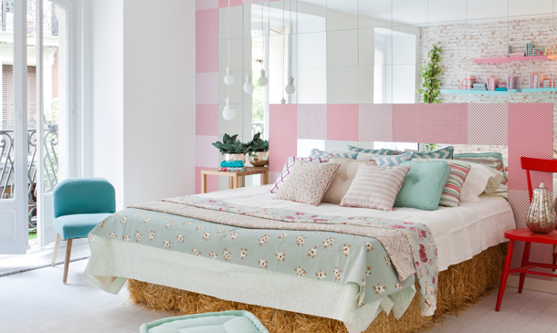Quieres Una Casa Acogedora Apuesta Por El Estilo Romantico - Decoracion-estilo-romantico