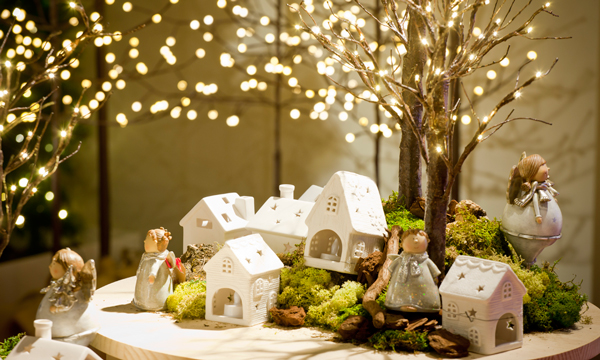 Trucos de experto para decorar tu casa en navidad - Adornos navidenos casa ...