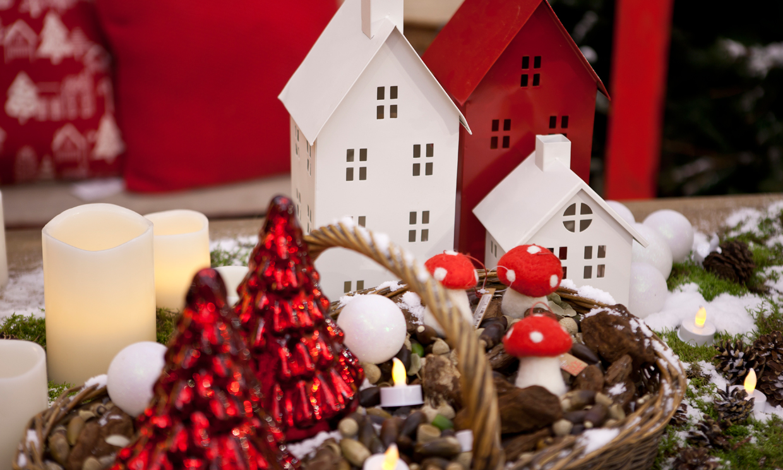 como de corar la casa para navidad