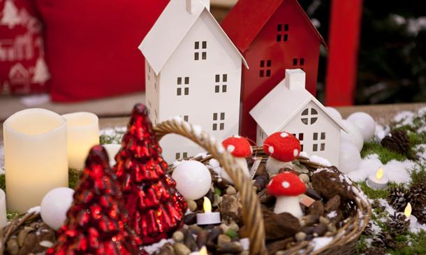 Trucos de experto para decorar tu casa en navidad - Adornos de navidad para decorar la casa ...