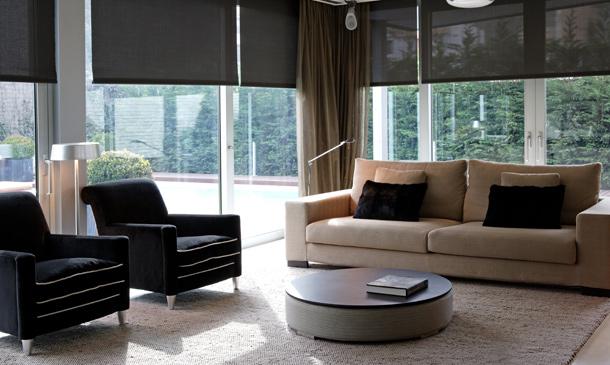 Arquitectura singular dise o interior una casa con - Busco disenador de interiores ...