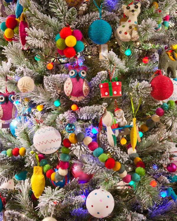 Hacemos un repaso de las principales tendencias for Decoracion navidena con chuches