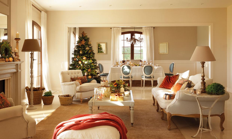Abetos belenes coronas mil y un detalles para decorar - Decoracion navidad casa ...