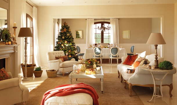 Abetos belenes coronas mil y un detalles para decorar for Como decorar una casa minimalista