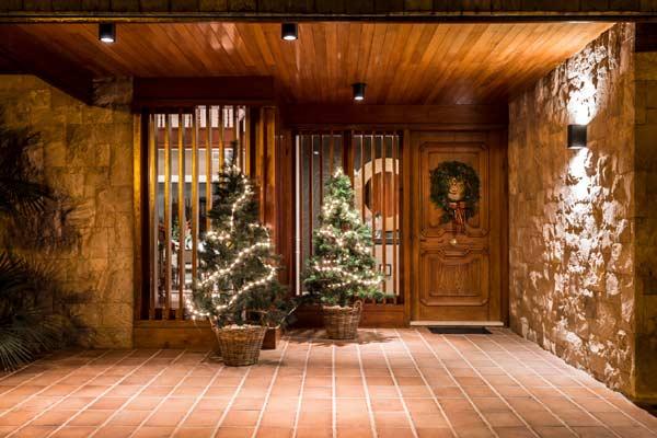 Deja que la navidad se cuele tambi n en tu terraza balc n for Que significa terraza