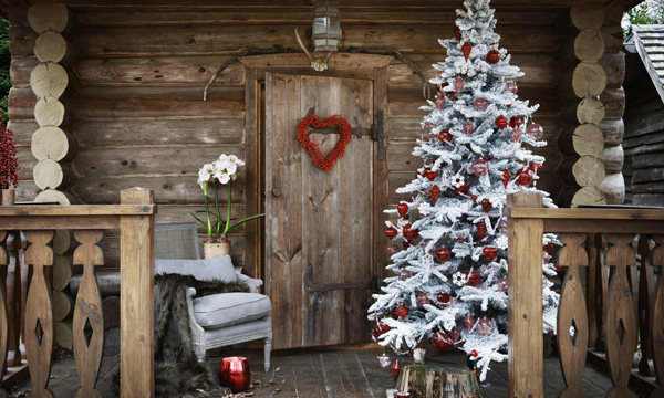 Deja Que La Navidad Se Cuele Tambien En Tu Terraza Balcon O Jardin