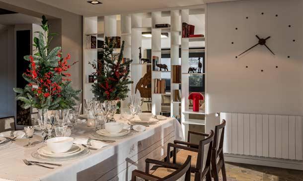 Sentados en torno a la mesa: decoración y detalles navideños para ambientar tus reuniones familiares estas fiestas