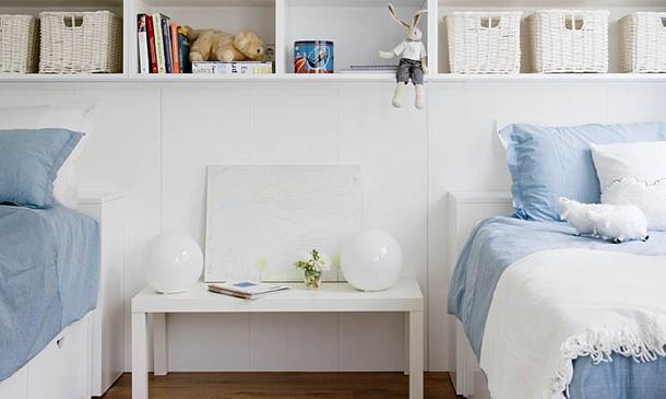 dormitorios infantiles compatidos ideas para una buena distribucin del espacio