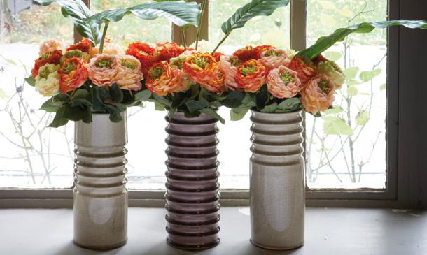 Jarrones el elemento decorativo que no debes olvidar - Como decorar jarrones ...