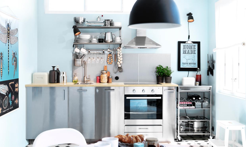 8 trucos para renovar tu cocina sin gastarte mucho dinero for Como remodelar una casa vieja con poco dinero