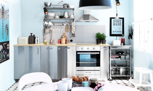 8 trucos para renovar tu cocina sin gastarte mucho dinero for Con que limpiar los armarios de la cocina