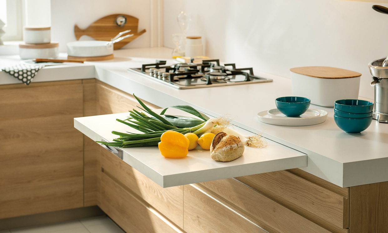 8 trucos para renovar tu cocina sin gastarte mucho dinero for Cocina sin azulejos