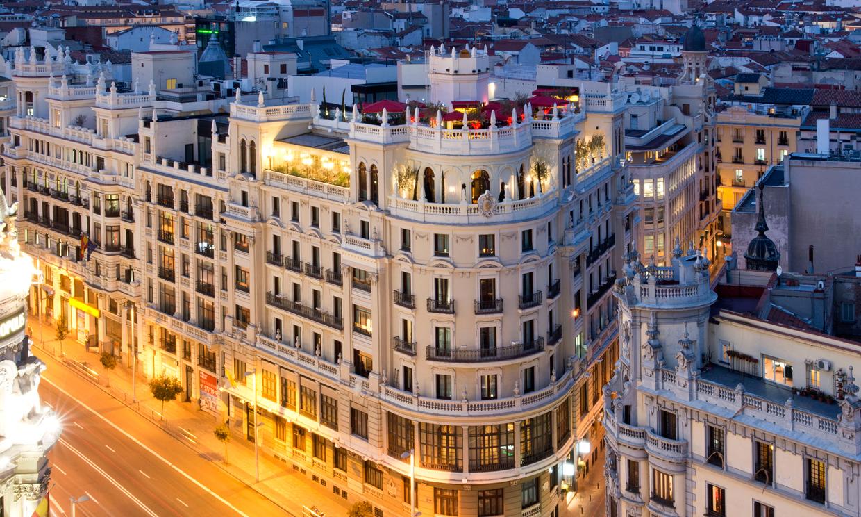 Llega the principal un cinco estrellas en la gran v a - Hoteles con cocina en madrid ...