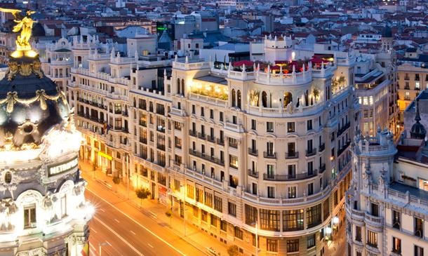 Lujo y exclusividad en el corazón de la Gran Vía madrileña
