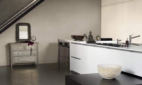 Decorar la casa en color gris ideas para diferentes - Combinar color suelo y paredes ...