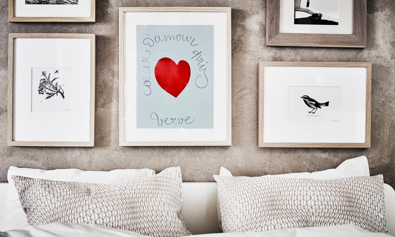decora tus paredes con de cuadros o marcos uc