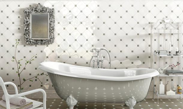 Ideas para dar un toque \'vintage\' a tu cuarto de baño