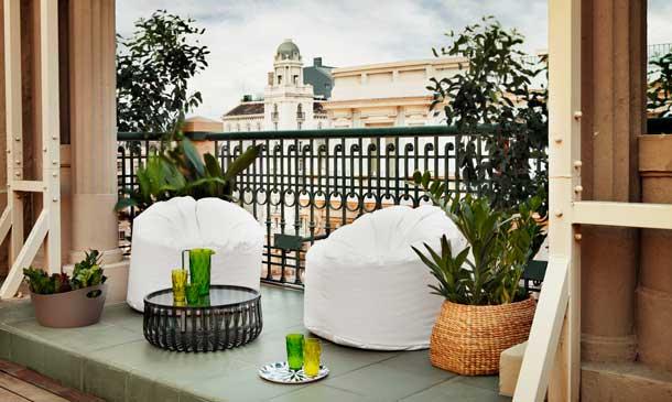 Saca partido a tu terraza o balcón