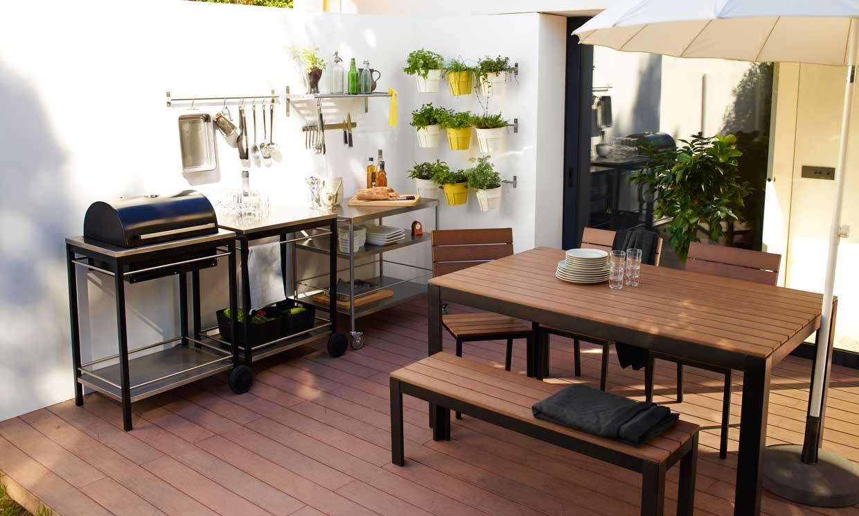 Saca partido a tu terraza o balc n foto 12 - Ideas decoracion ikea ...