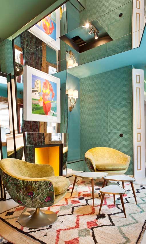 Casa decor 2015 abre las puertas a las nuevas tendencias for Tendencia decoracion interiores 2016