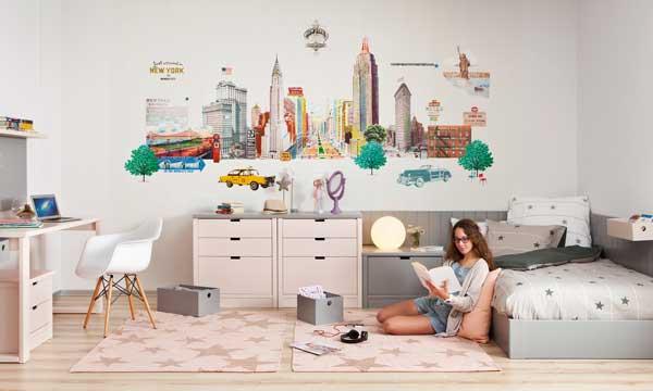 Equipar y decorar una habitaci n juvenil - Disenar habitacion juvenil ...
