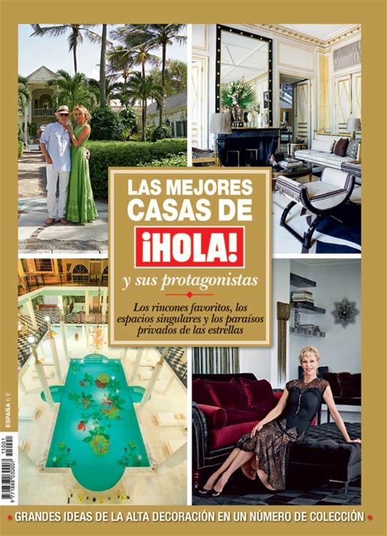 Especial las mejores casas de hola y sus protagonistas for Las mejores casas minimalistas del mundo