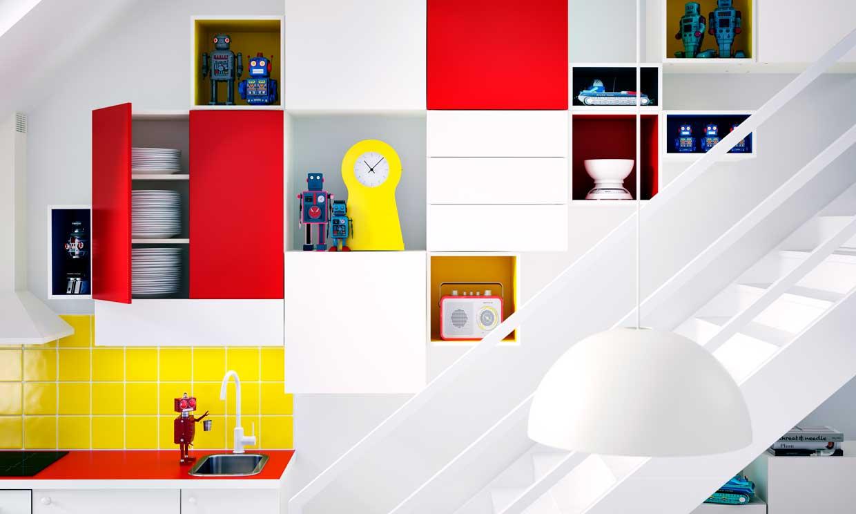 Decoraci n a todo color foto 3 for Todo casa decoracion