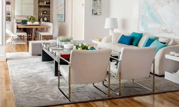 Una casa abierta fresca y sin complejos de estilo for Escuela de decoracion de interiores
