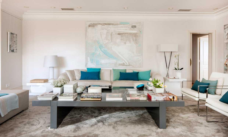 Una casa abierta fresca y sin complejos de estilo foto 1 - Estudio de interiores ...