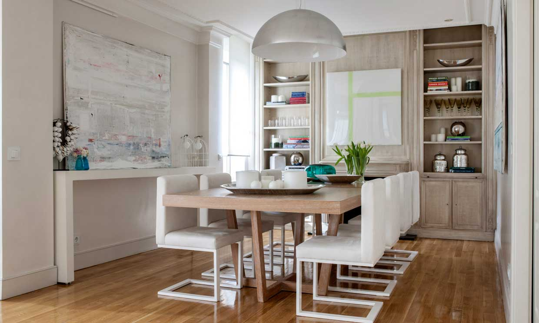 Una casa abierta fresca y sin complejos de estilo foto 5 for Divisiones interiores