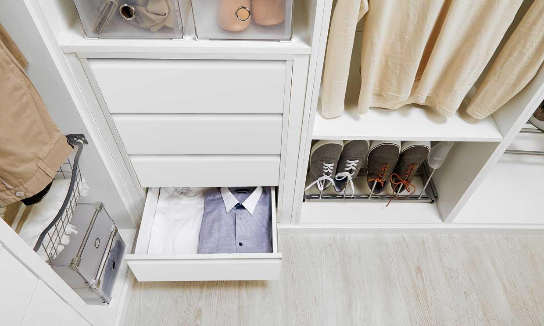 Operaci n armarios cambio de ropa de temporada foto 12 - Barras para colgar ropa leroy merlin ...