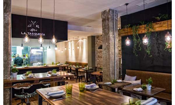 Pintura Craquelada Para Muebles : Locales cool ruta gastronomica por madrid
