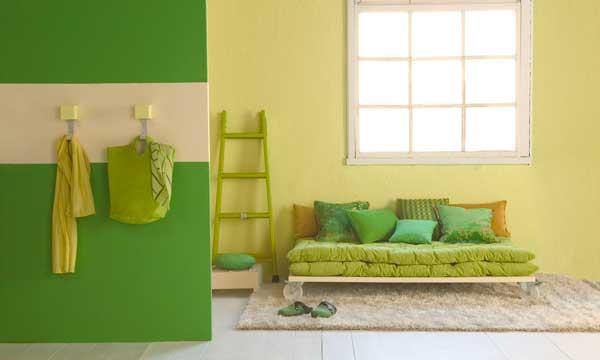 Pantone de verano da vida y color a tus paredes - Colores para pintar una casa interior ...