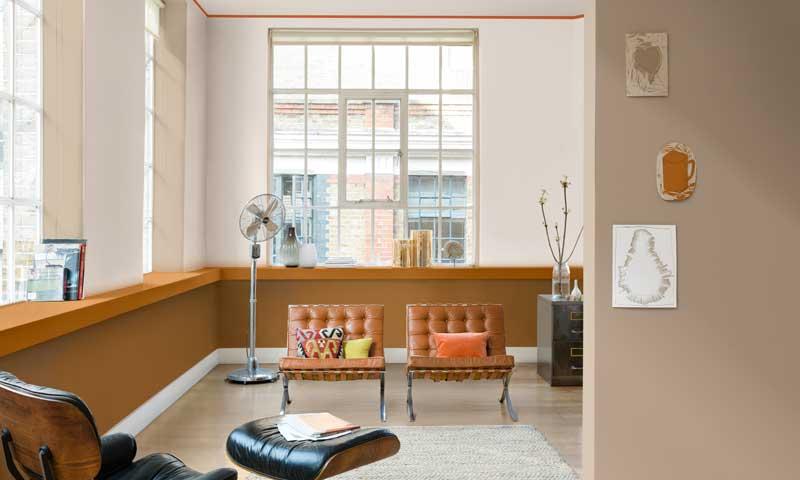 Pantone de verano da vida y color a tus paredes y - Tendencias pintura paredes ...