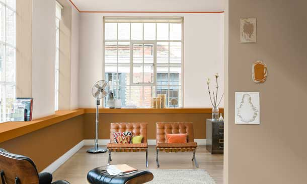 Pantone de verano da vida y color a tus paredes - Gamas de colores para pintar paredes ...
