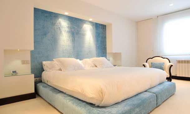 Iluminar el dormitorio - Iluminacion de habitaciones ...