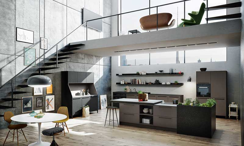Cocinas con espíritu libre - Foto