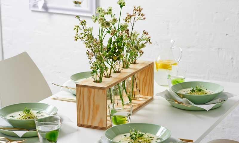 Nuevos usos (y nueva imagen) para tus cajas de madera - Foto