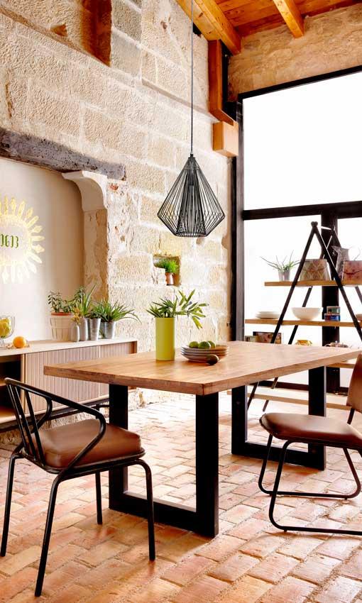 Da a tu casa un toque r stico - Casas con estilo rustico ...